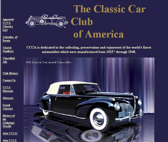 Classic Car Club